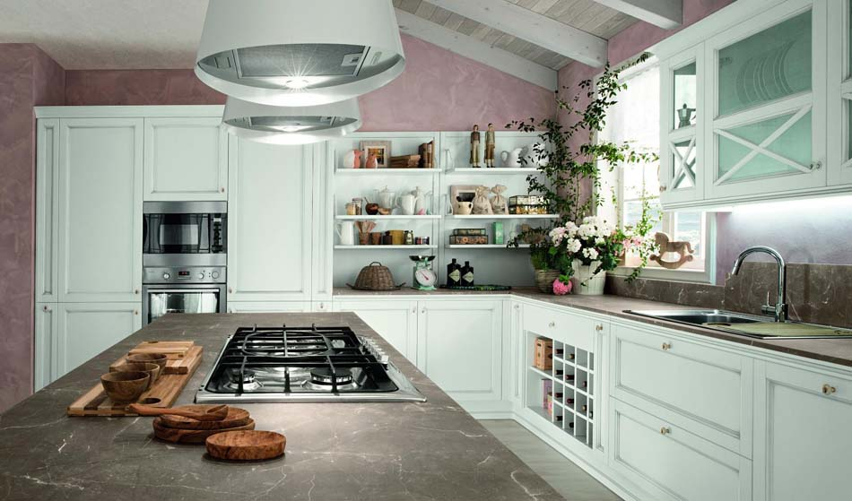 Artec Cucine Classiche Armonia – Toscana Arredamenti – 106