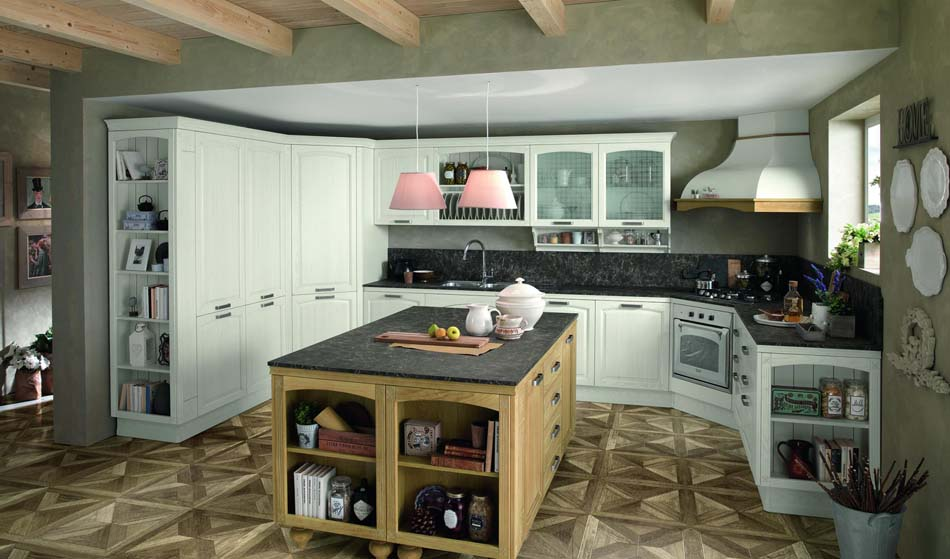 Artec Cucine Classiche Mida – Toscana Arredamenti – 127