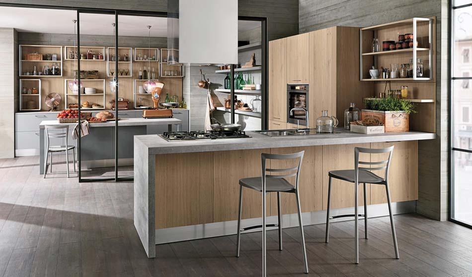 Artec Cucine Moderne Essenza – Toscana Arredamenti – 120