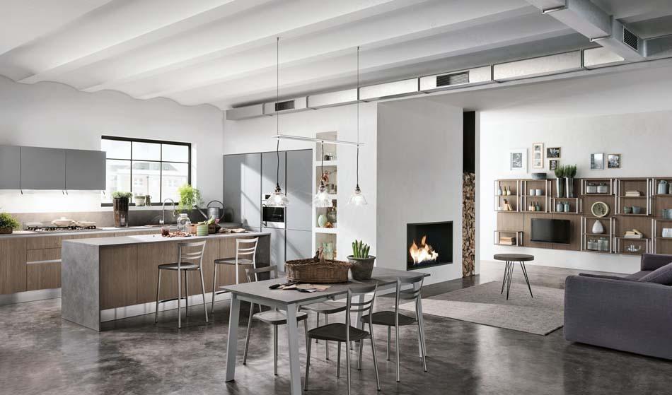 Artec Cucine Moderne Essenza – Toscana Arredamenti – 124