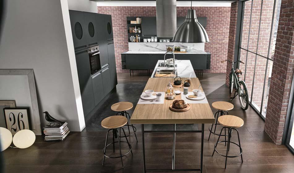 Artec Cucine Moderne Isla – Toscana Arredamenti – 116