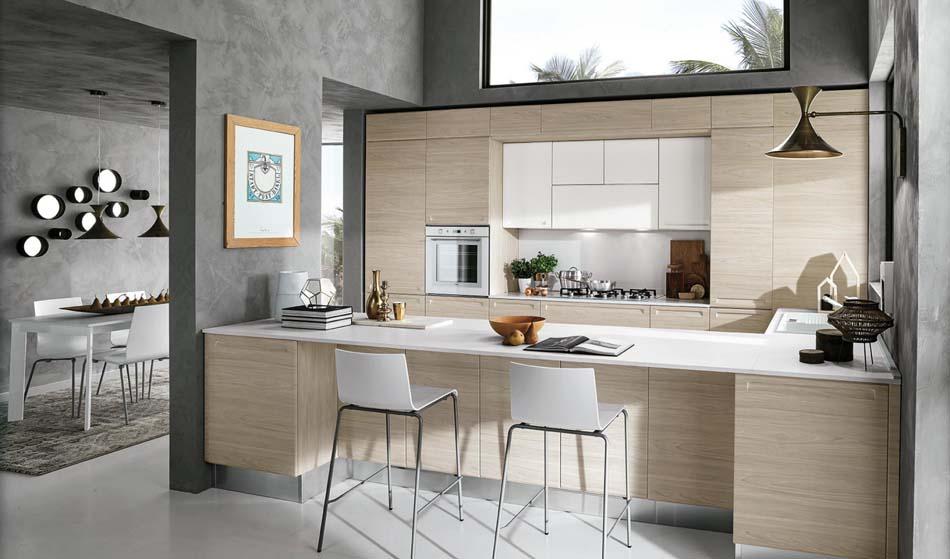 Artec Cucine Moderne Isla – Toscana Arredamenti – 132