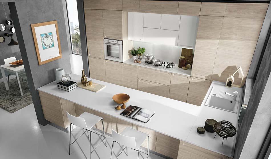 Artec Cucine Moderne Isla – Toscana Arredamenti – 134