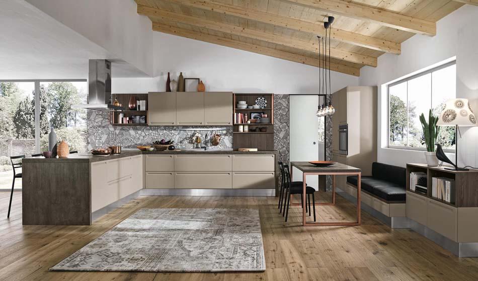 Artec Cucine Moderne Isla – Toscana Arredamenti – 161