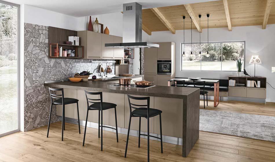 Artec Cucine Moderne Isla – Toscana Arredamenti – 163