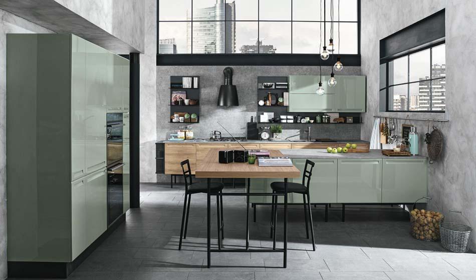 Artec Cucine Moderne Isla – Toscana Arredamenti – 175