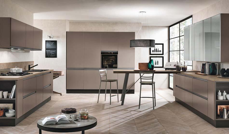 Artec Cucine Moderne Linea – Toscana Arredamenti – 115