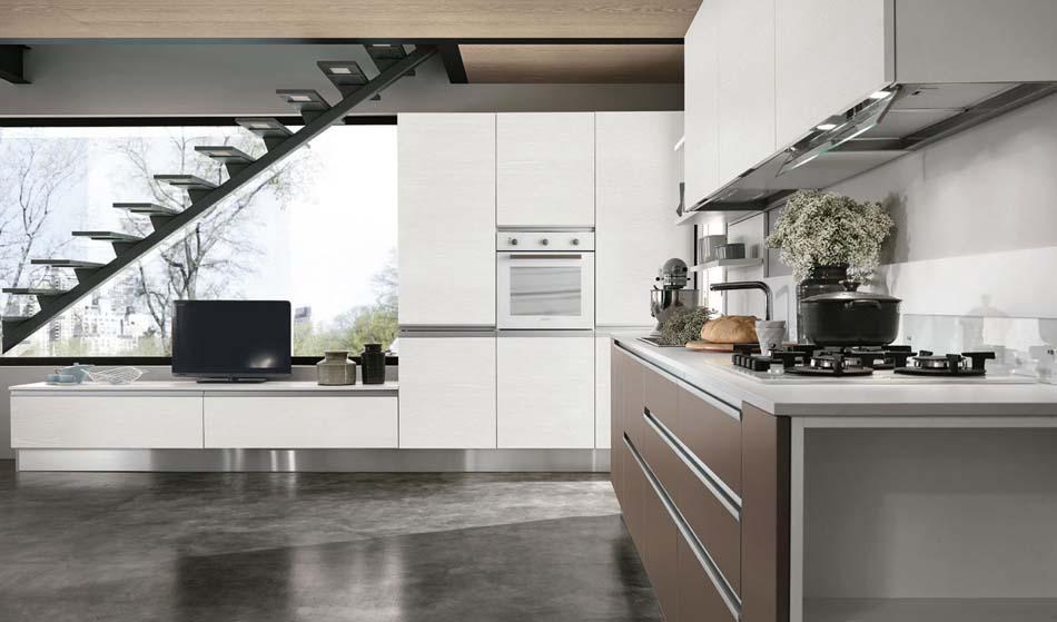 Artec Cucine Moderne Linea – Toscana Arredamenti – 124