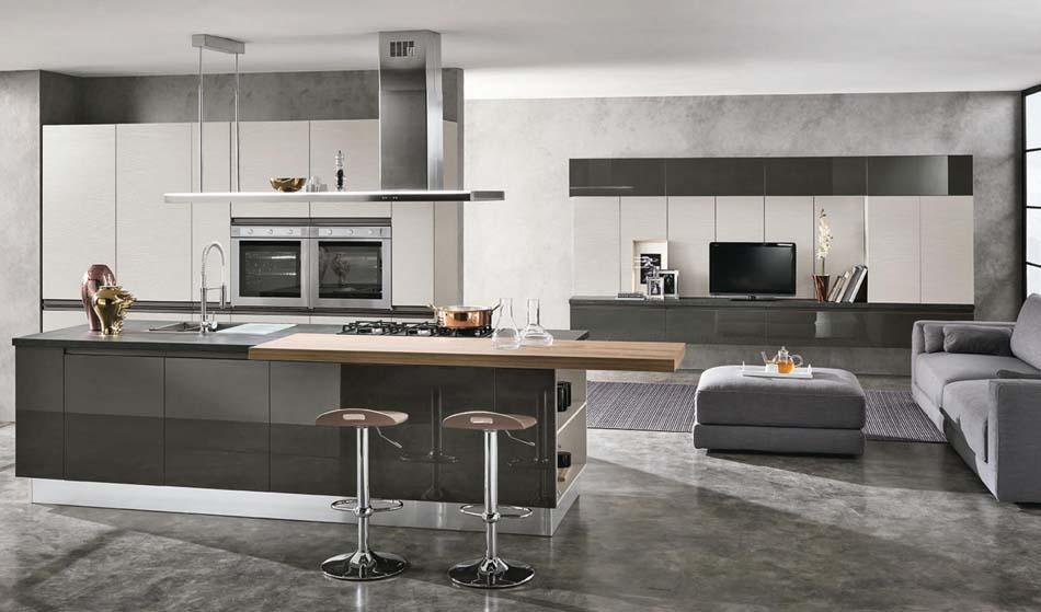 Artec Cucine Moderne Linea – Toscana Arredamenti – 127