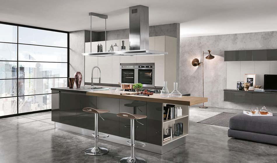 Artec Cucine Moderne Linea – Toscana Arredamenti – 128