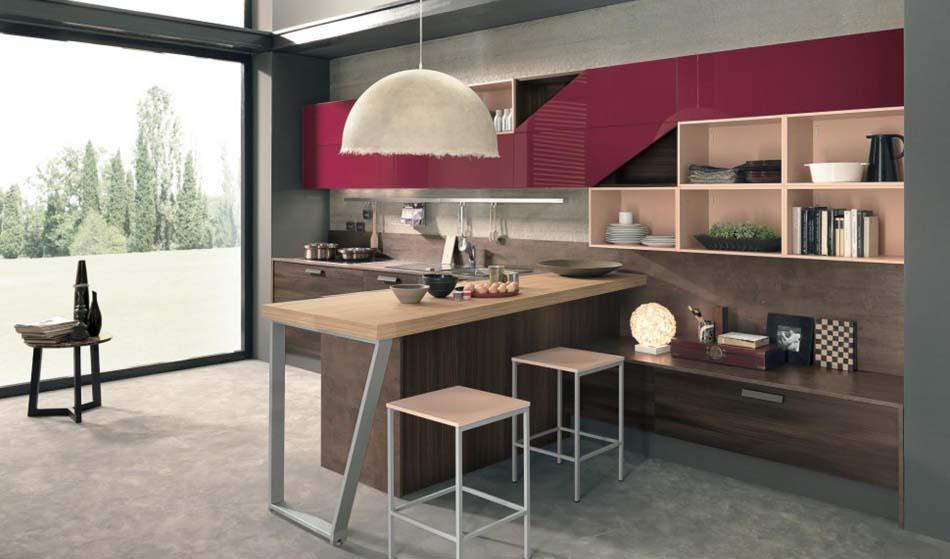 Artec Cucine Moderne Lungomare – Toscana Arredamenti – 128