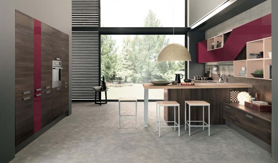 Artec Cucine Moderne Lungomare – Toscana Arredamenti – 129