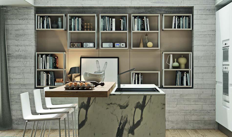 Artec Cucine Moderne Pura – Toscana Arredamenti – 101