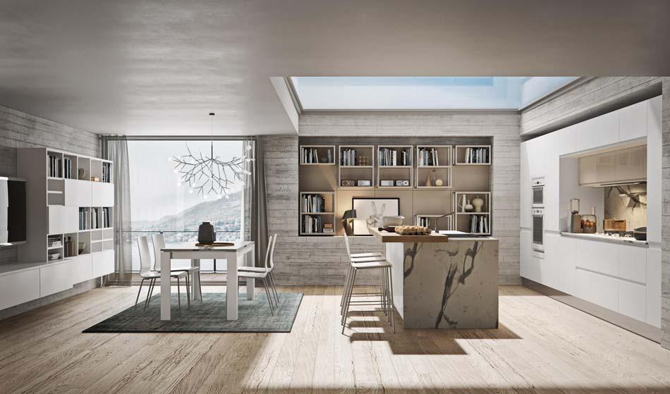 Artec Cucine Moderne Pura – Toscana Arredamenti – 107