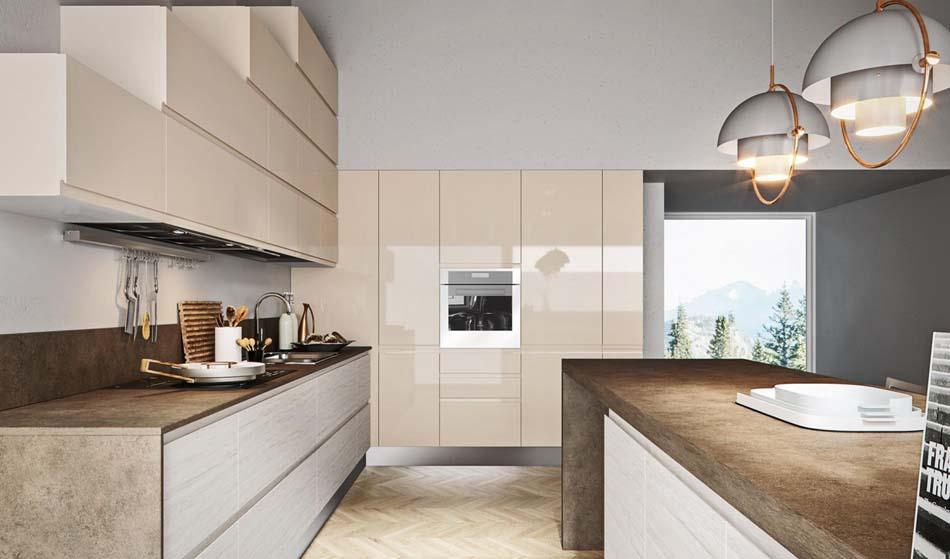 Artec Cucine Moderne Pura – Toscana Arredamenti – 130