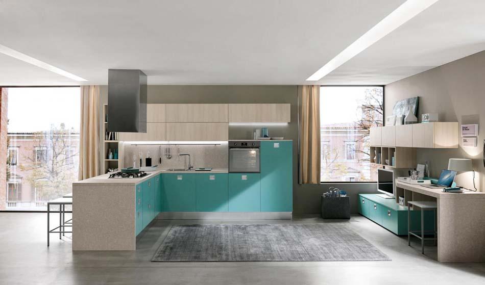 Artec Cucine Moderne Quadra – Toscana Arredamenti – 103