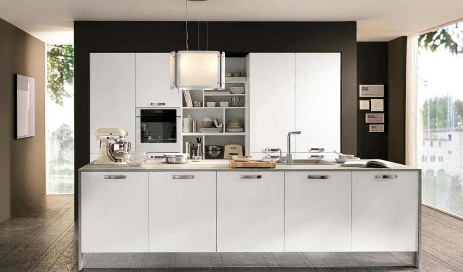 Artec Cucine Moderne Quadra – Toscana Arredamenti – 112