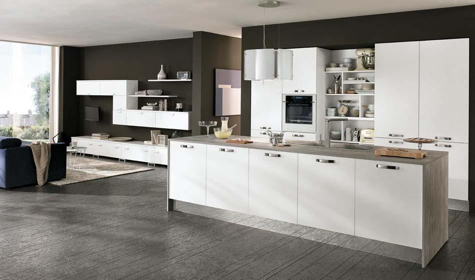Artec Cucine Moderne Quadra – Toscana Arredamenti – 113