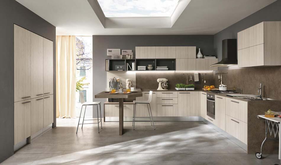 Artec Cucine Moderne Quadra – Toscana Arredamenti – 117