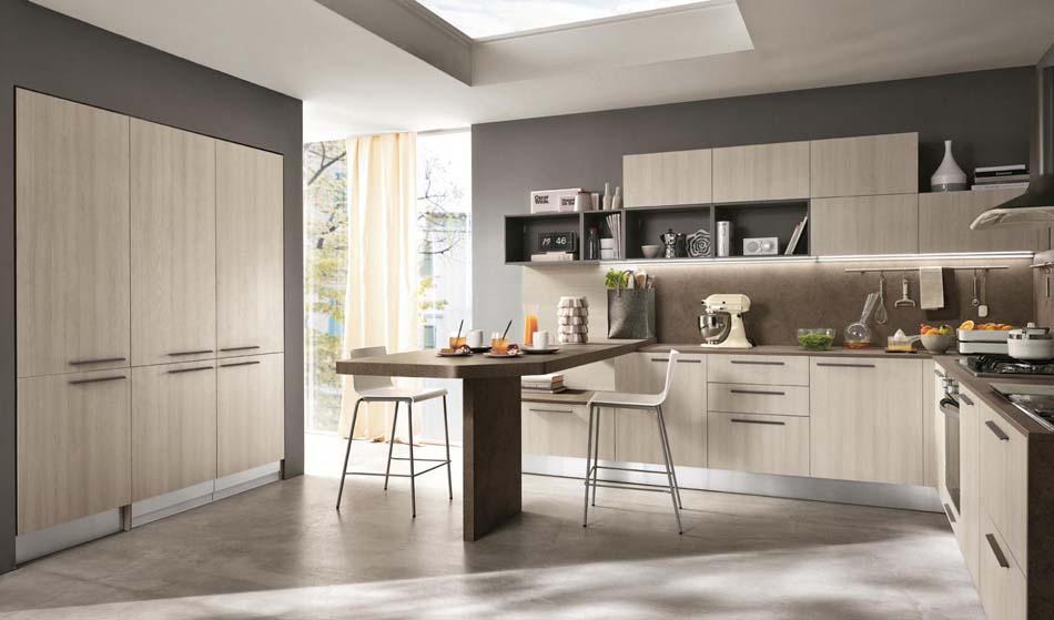 Artec Cucine Moderne Quadra – Toscana Arredamenti – 118