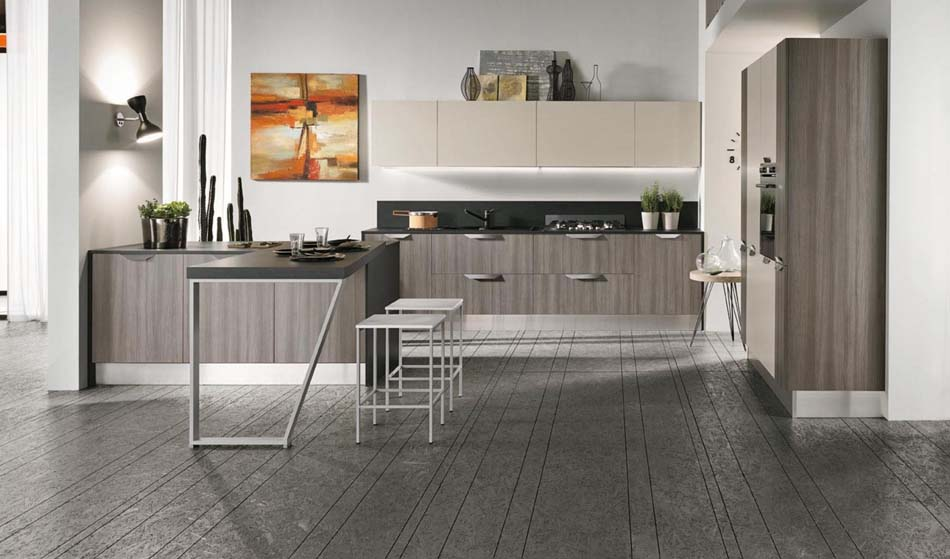 Artec Cucine Moderne Quadra – Toscana Arredamenti – 135