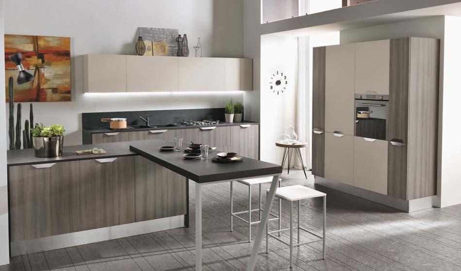 Artec Cucine Moderne Quadra – Toscana Arredamenti – 136