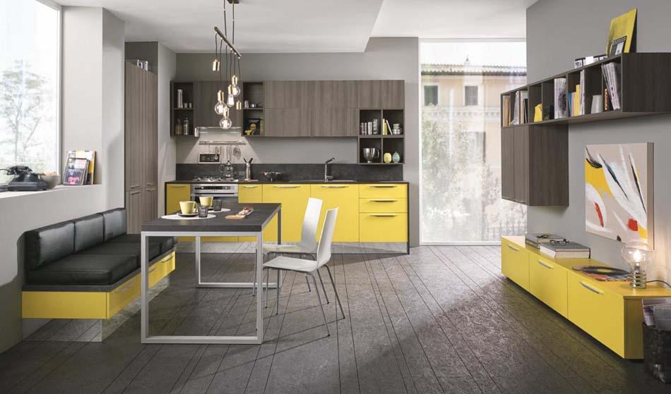 Artec Cucine Moderne Quadra – Toscana Arredamenti – 139