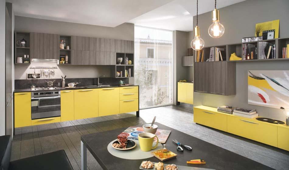 Artec Cucine Moderne Quadra – Toscana Arredamenti – 140