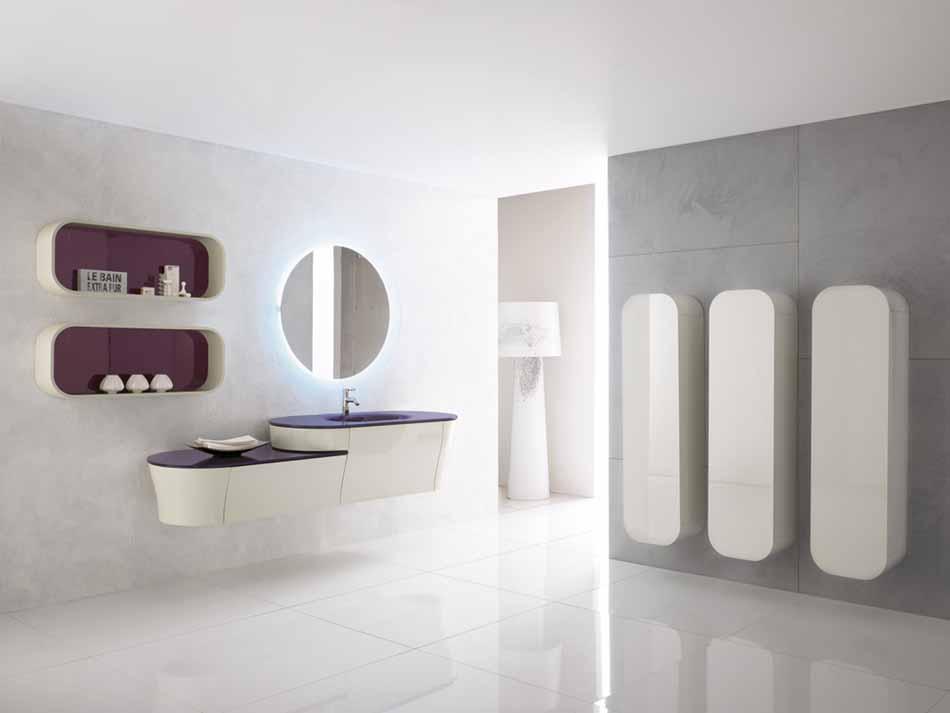 Bmt Arredo Bagno Moderno Calypso – Toscana Arredamenti – 104