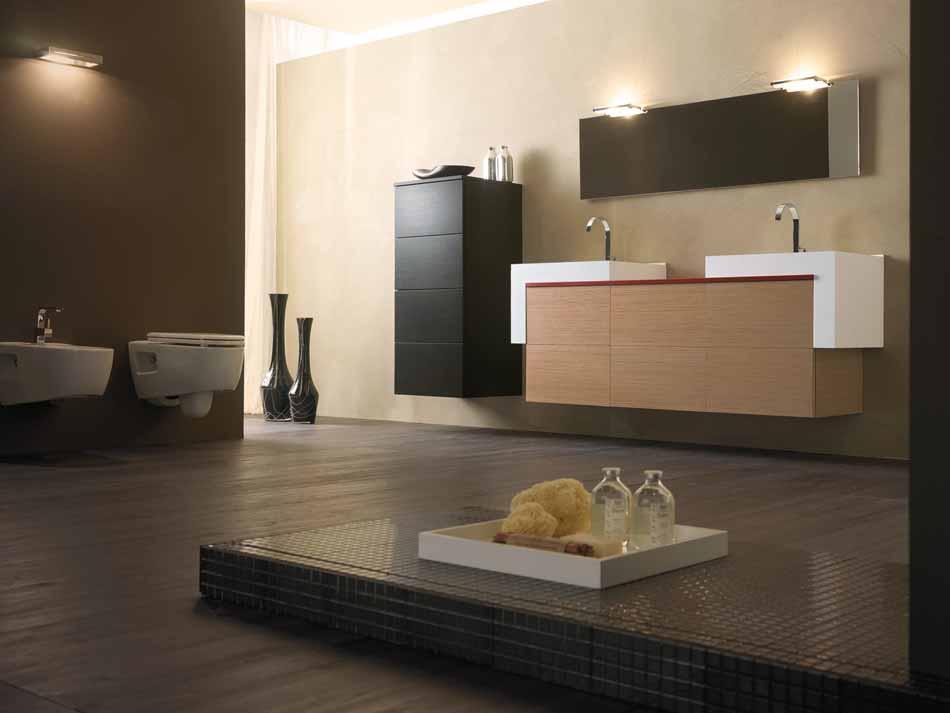Bmt Arredo Bagno Moderno Pi Quadro – Toscana Arredamenti – 102