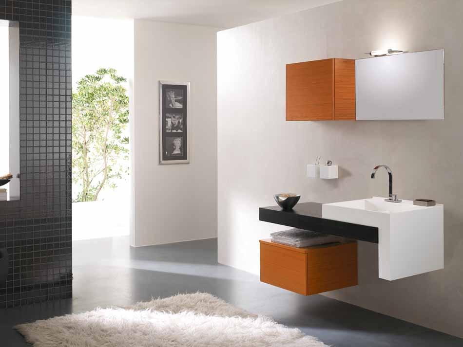 Bmt Arredo Bagno Moderno Pi Quadro – Toscana Arredamenti – 107