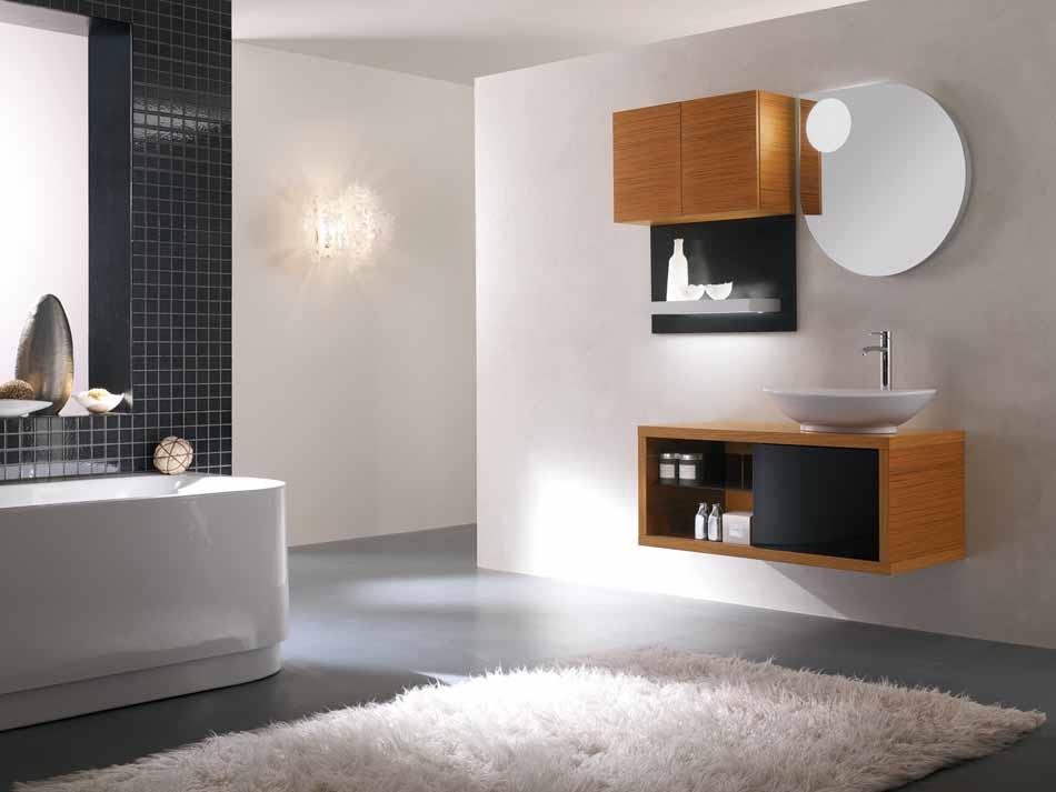 Bmt Arredo Bagno Moderno Pi Quadro – Toscana Arredamenti – 110