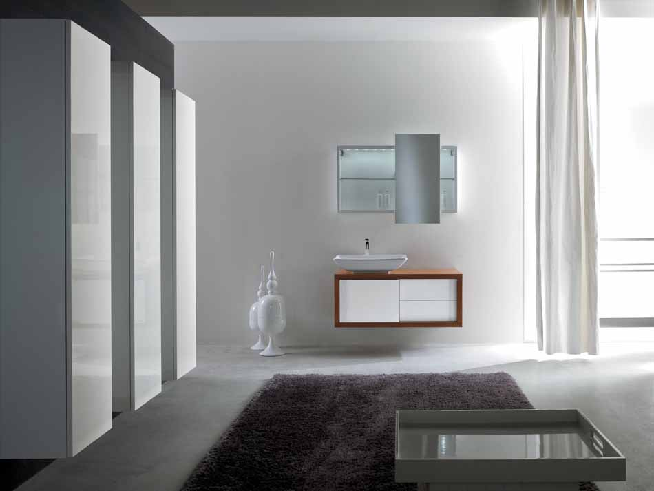 Bmt Arredo Bagno Moderno Pi Quadro – Toscana Arredamenti – 115