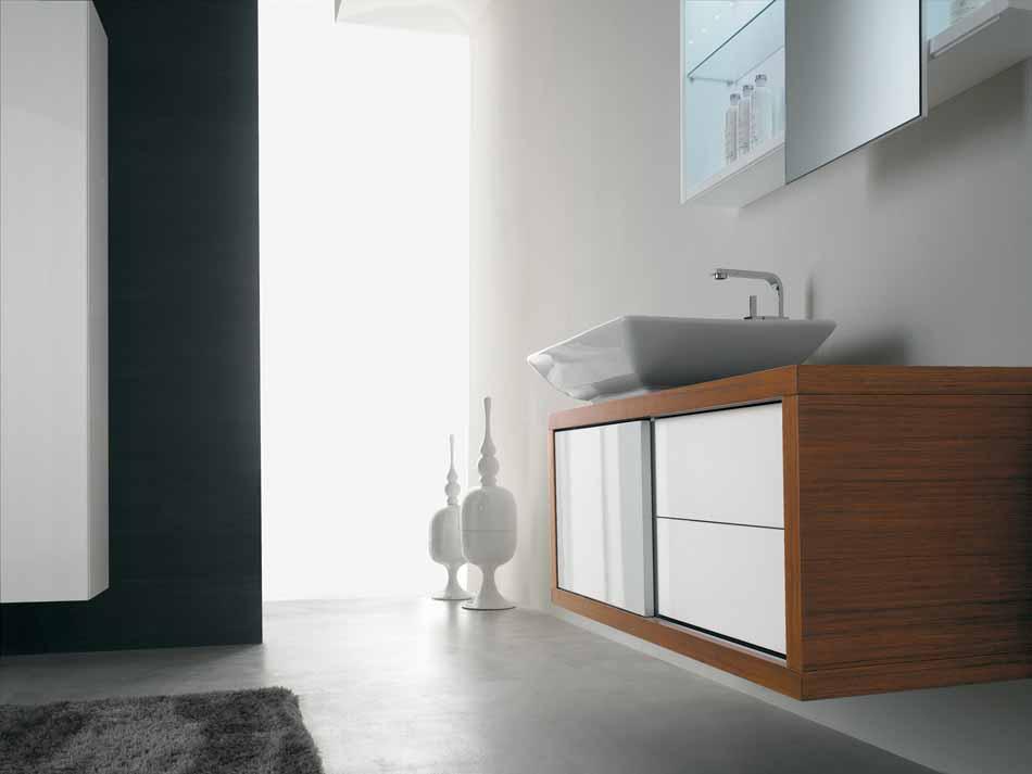 Bmt Arredo Bagno Moderno Pi Quadro – Toscana Arredamenti – 116