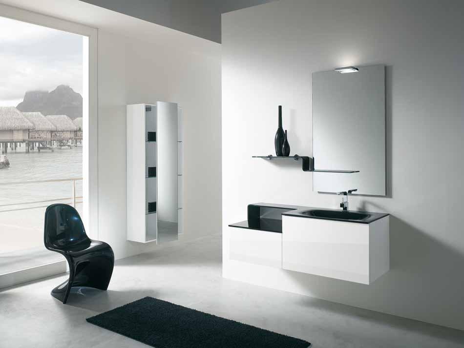 Bmt Arredo Bagno Moderno Pi Quadro – Toscana Arredamenti – 117