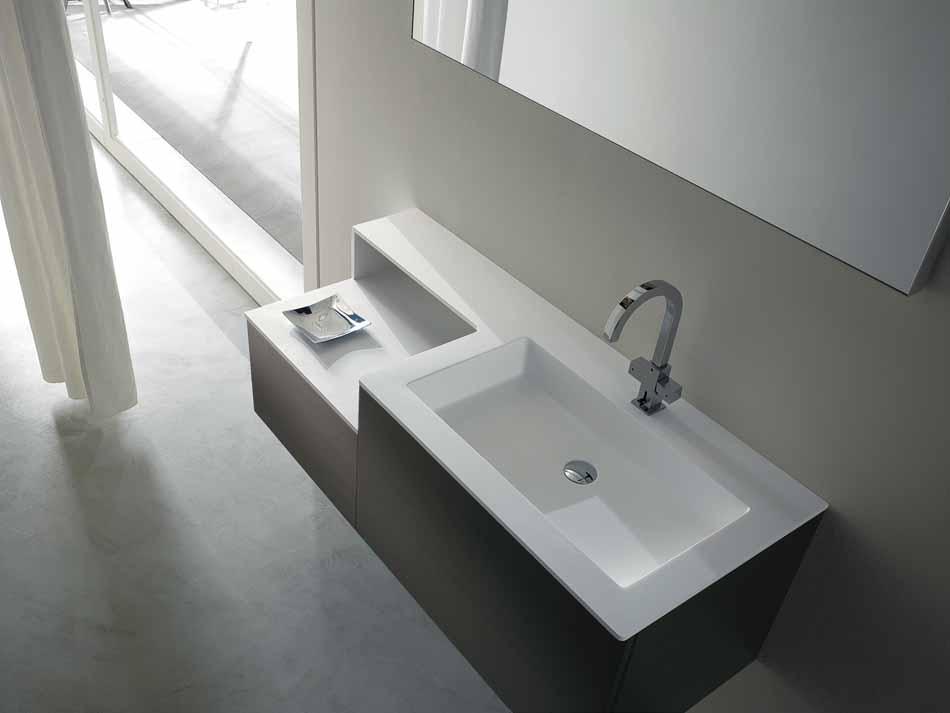 Bmt Arredo Bagno Moderno Pi Quadro – Toscana Arredamenti – 121