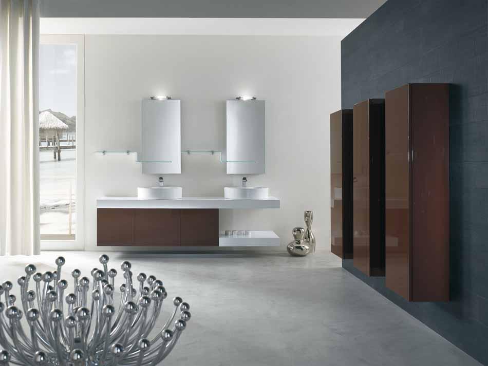 Bmt Arredo Bagno Moderno Pi Quadro – Toscana Arredamenti – 126