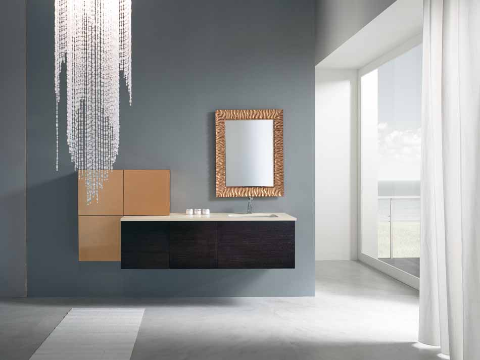 Bmt Arredo Bagno Moderno Pi Quadro – Toscana Arredamenti – 127