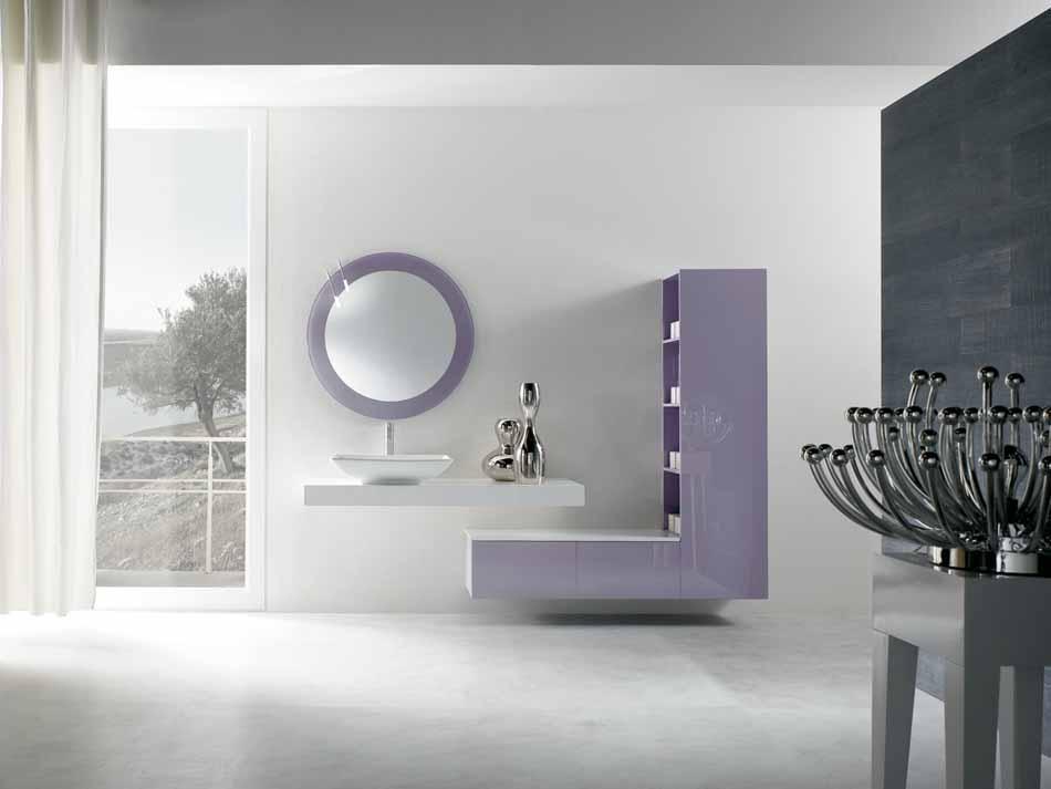 Bmt Arredo Bagno Moderno Pi Quadro – Toscana Arredamenti – 128