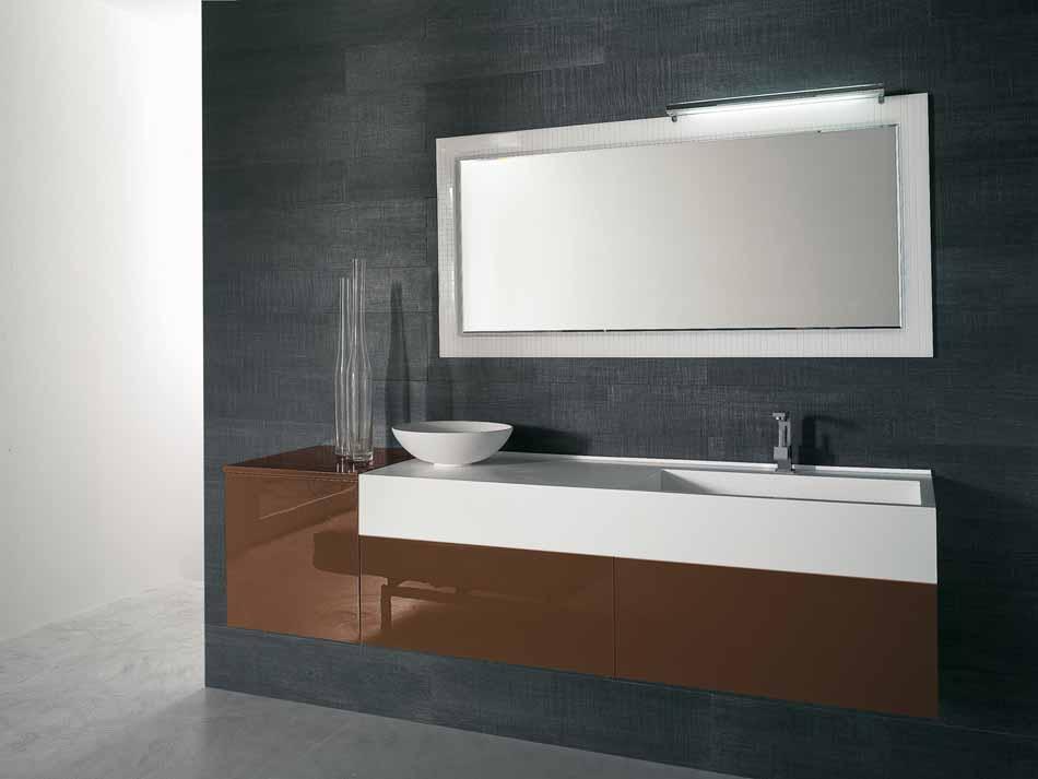 Bmt Arredo Bagno Moderno Pi Quadro – Toscana Arredamenti – 131