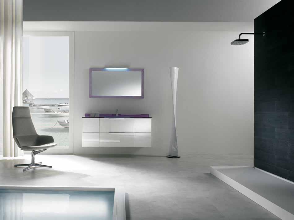 Bmt Arredo Bagno Moderno Pi Quadro – Toscana Arredamenti – 133