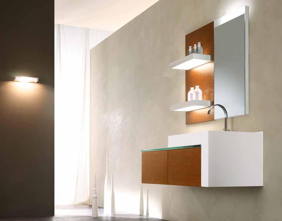Bmt Arredo Bagno Moderno Pi Quadro – Toscana Arredamenti – 135