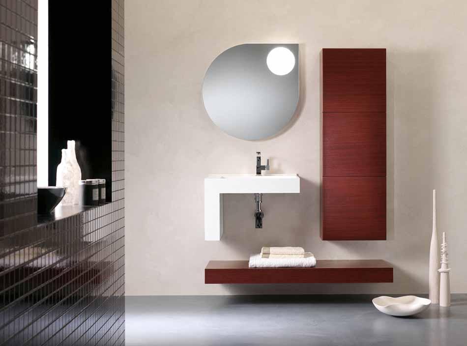 Bmt Arredo Bagno Moderno Pi Quadro – Toscana Arredamenti – 137