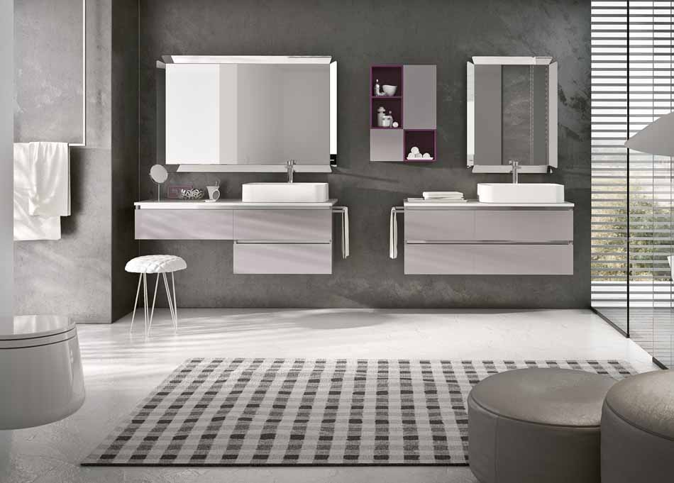 Bmt Arredo Bagno Moderno Swing – Toscana Arredamenti – 101