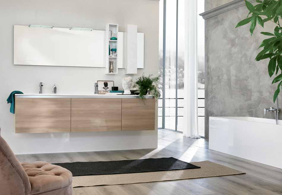 Bmt Arredo Bagno Moderno Swing – Toscana Arredamenti – 103