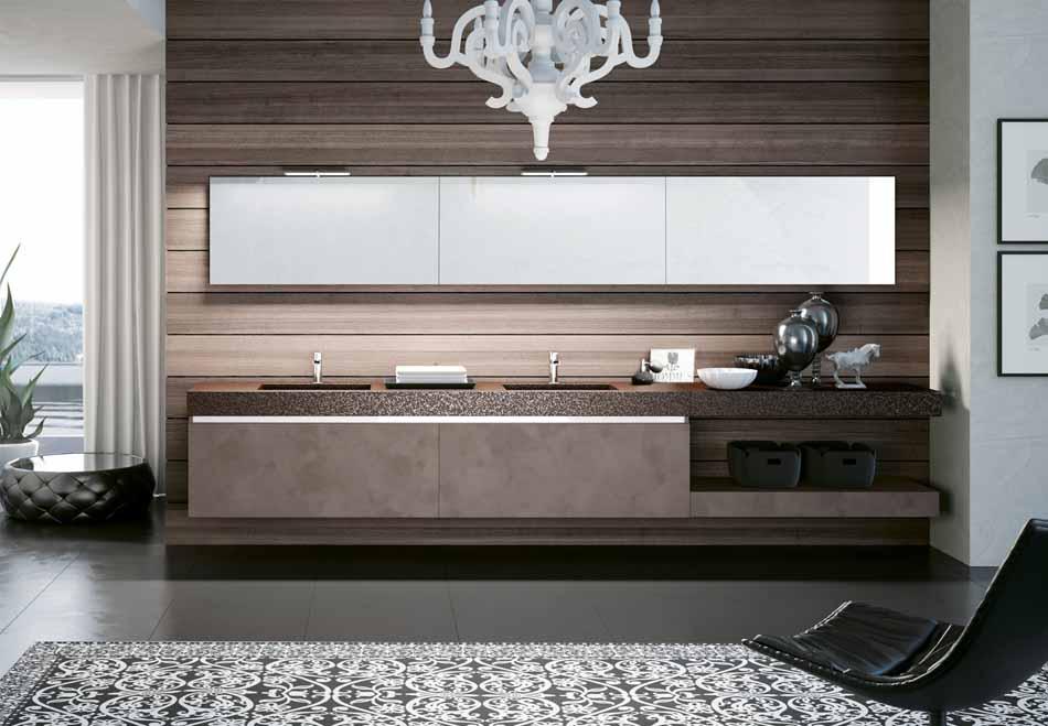 Bmt Arredo Bagno Moderno Swing – Toscana Arredamenti – 104