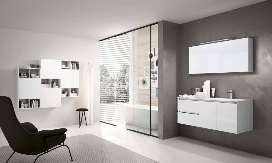 Bmt Arredo Bagno Moderno Swing – Toscana Arredamenti – 111