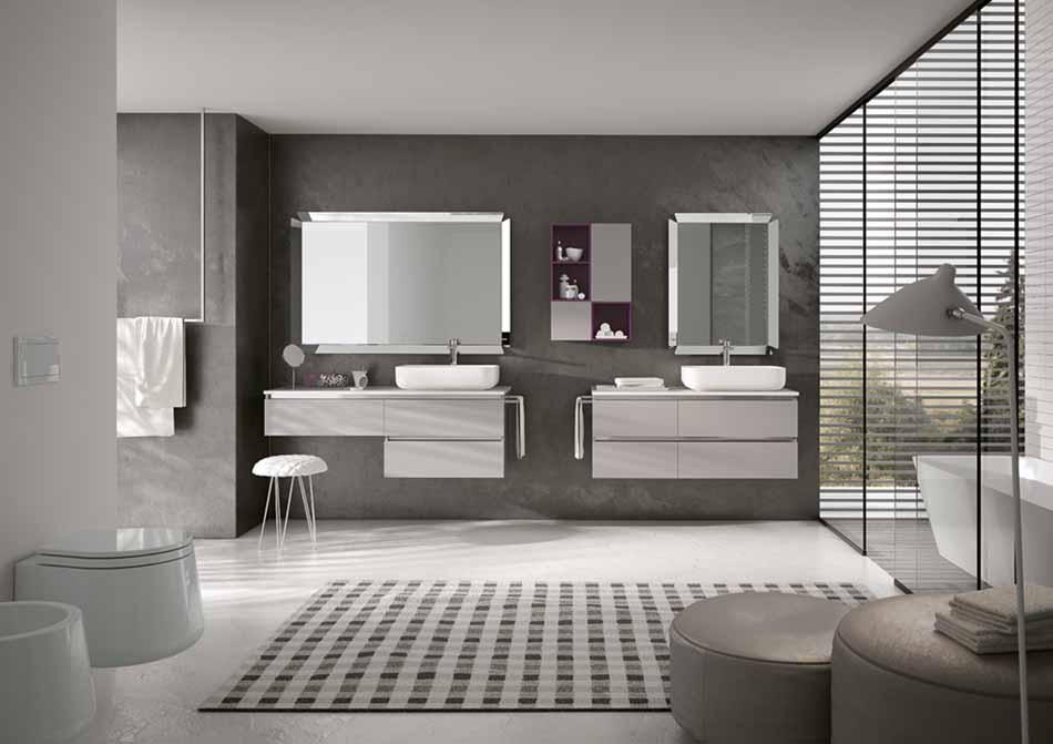 Bmt Arredo Bagno Moderno Swing – Toscana Arredamenti – 116