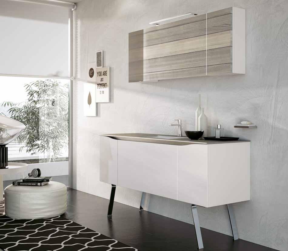 Bmt Arredo Bagno Moderno Swing – Toscana Arredamenti – 129