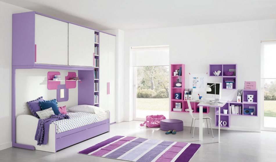 Camerette Moderne Colombini Ponte – Toscana Arredamenti – 101